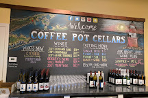 Coffee Pot Cellars Tasting Room, Cutchogue, United States
