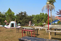 Shayor Bithi Park, Bolpur, India