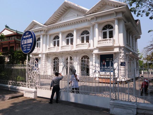 Le Ba Dang Art Museum