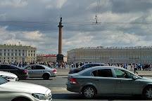 Aleksandrovskiy Sad, St. Petersburg, Russia