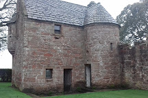 Edzell Castle, Edzell, United Kingdom