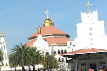 Edappally Church Complex, Ernakulam, India