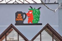 De Hopduvel Specialist Store, Ghent, Belgium