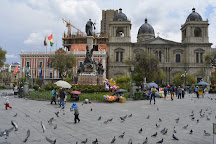 Catedral Basilica Menor de Nuestra Senora de la Paz, La Paz, Bolivia