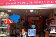 Barbara Shaw Gifts, Tel Aviv, Israel