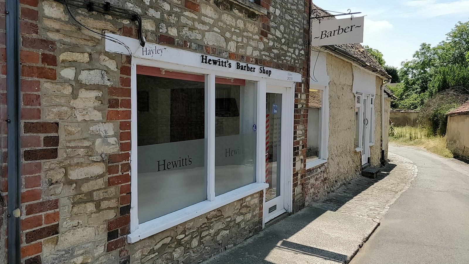 Hewitt's Barber Shop