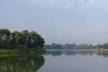 Taman Wisata Pulau Situ Gintung, Tangerang, Indonesia