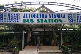Автобусная станция   Budva Central Bus Station