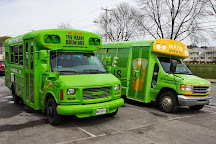 The Maine Brew Bus, Portland, United States