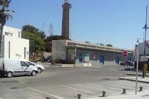 Faro de Punta Doncella, Estepona, Spain