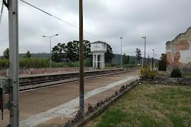Железнодорожная станция  Valado