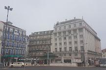 Praca dos Restauradores, Lisbon, Portugal
