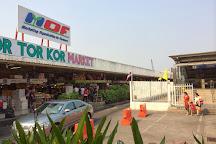 Or Tor Kor (OTK) Market, Bangkok, Thailand