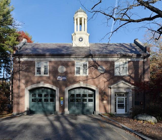 Brookline Fire Station No. 6