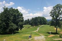 Asheville Treetops Adventure Park, Asheville, United States