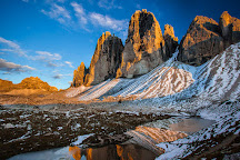 Snowpark Tre Cime, Sesto, Italy