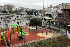 Автобусная станция   Istanbul    Aksaray