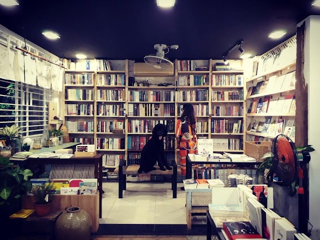 Kafka Bookstore