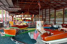 Olcott Beach Carousel Park, Olcott, United States