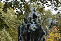 Monument a Alexandre Ier de Yougoslavie et Pierre Ier de Serbie, Paris, France
