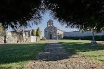 Iglesia de San Xulian de Ventosa, Agolada, Spain