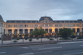 Железнодорожная станция  Toulouse Matabiau