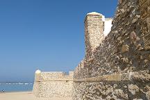 La Caleta Beach, Cadiz, Spain