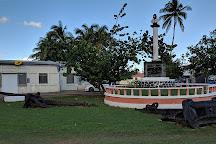 Christophe Columb Memorial, Basse-Terre, Guadeloupe