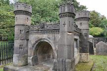 The Navvies Memorial, Otley, United Kingdom