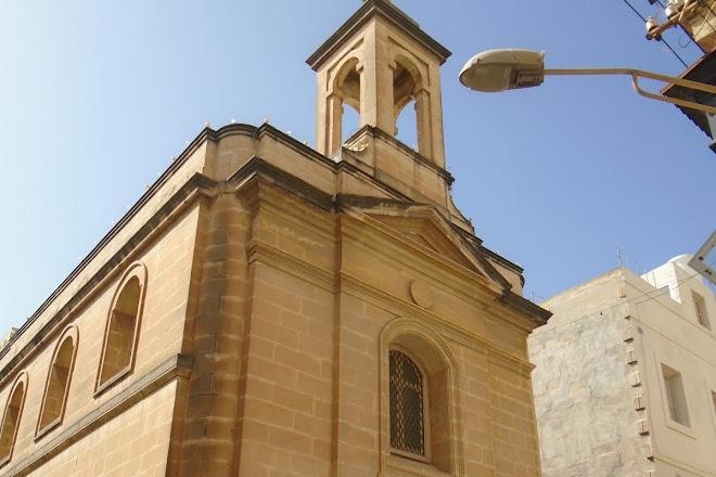 Holy Trinity Church, Sliema, Malta