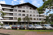 Blumenau City Hall, Blumenau, Brazil