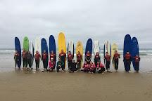 Sandbar Surf School, Pismo Beach, United States
