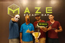 Maze Escape Game, Makassar, Indonesia