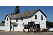 Dickson Store Museum, Spruce View, Canada