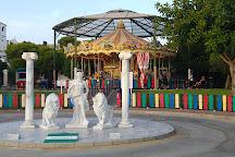 Parque La Bateria (Battery Park), Torremolinos, Spain