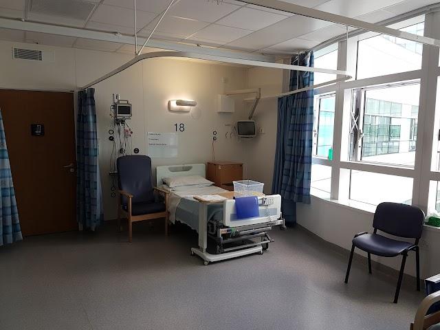 Queen Elizabeth Hospital-A&E