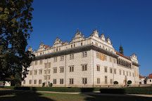 Litomyšl Castle, Litomysl, Czech Republic