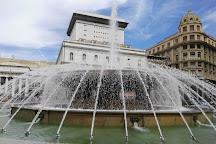 Via Garibaldi, Genoa, Italy