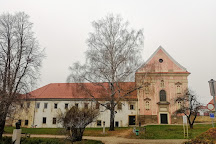 Dominican Monastery, Ptuj, Slovenia