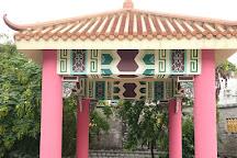 Pak Tai Temple at Cheung Chau, Hong Kong, China