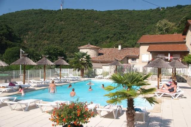 Camping Ardèche Le Castelet ****