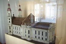 Lapidarium of the Abbey library, St. Gallen, Switzerland