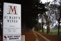 St Mary's Wines, Penola, Australia