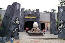 JungleLand Adventure Theme Park, Sentul, Indonesia