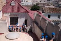 Monasterio Santa Maria del Arrabal, Cadiz, Spain