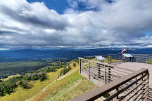 Clay Butte Fire Lookout Tower, Cooke City, United States