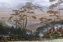 Panorama and kaiserjager museum, Innsbruck, Austria