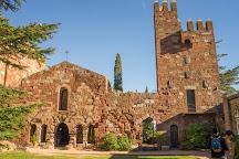 Castell Monestir d'Escornalbou, Riudecanyes, Spain