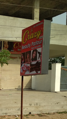 Crazy beauty parlour warangal