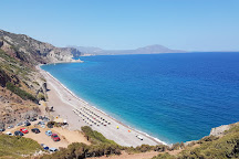 Firi Ammos Beach, Kalamos, Greece